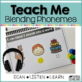 Teach Me Blending Phonemes [FREEBIE]