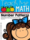 Number Patterns & Rules - Teach Me Math