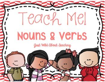 Teach Me - Nouns & Verbs
