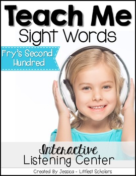 Teach Me Sight Words: Fry's Second Hundred [BUNDLE] Part 1 of 2