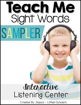 Teach Me Sight Words [Sampler]