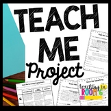 Teach Me Something Project (Digital Compatible)