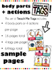 Teach Me Tags: Body Parts & Actions