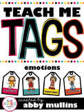 Teach Me Tags: Emotions
