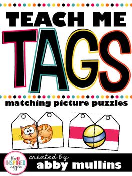 Teach Me Tags: Simple Picture Puzzles