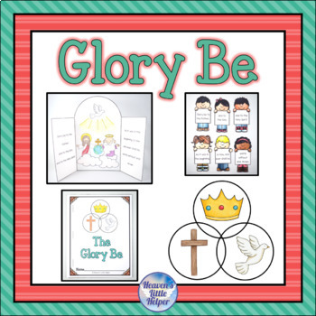Catholic Prayer - Glory Be