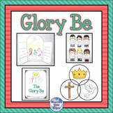 Catholic Religion Glory Be Prayer