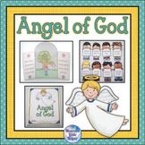Catholic Religion Prayer to my Guardian Angel