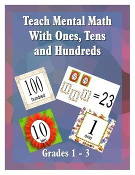 Teach Mental Math Visually