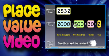 "Teach Place Value with this ""COOL! Place Value"" Video"