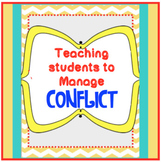 Teach Students to Stop Conflict Before it Escalates - Be Mindful of Choices