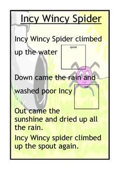 Teach Rhyming with Nursery Rhymes