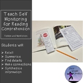 Reading Comprehension Teach Self Monitoring