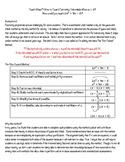 Teach Sheet™: How to Teach Factoring Trinomials When a>1?