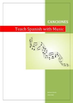 Teach Spanish with Music - Canciones