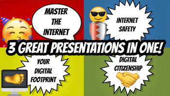 Teach Students About Internet Safety, Digital Footprints, & Digital Citizenship