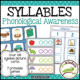 Teach Syllables   Phonological Awareness   Pre-K and K