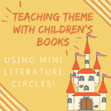 Teach Theme & Plot with Picture Books!