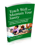 Teach Well and Maintain Your Sanity - eBook Sample