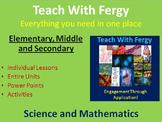 Teach With Fergy Resource Listing