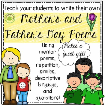 Father's Day and Mother's Day Poems for Gift Giving ...