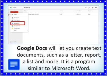 Teach Your Students How to Use Google Drive - PowerPoint Lessons