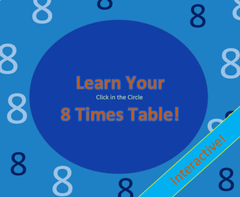 Teach and Assess the Times Tables