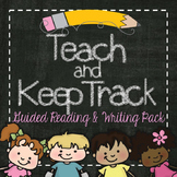 Guided Reading and Writer's Workshop Toolkit