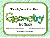 Teach from the Door - Geometry Unit for 3rd Grade