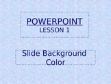 Teach how to use powerpoint part 1!