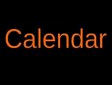 Teach the Calendar Daily
