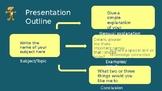 Teach the Teacher Oral Presentation Lesson