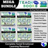 Teach with Books – Mega Bundle – PreK-2 No Prep Lesson & A