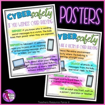 Cyber Bullying Awareness for Internet Safety and Digital Citizenship