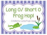 Frog Hop Long O/ Short O Unit (oa, ow, o_e, short o)