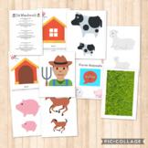 TeachTalk Farm Animals Activity Enhancement Pack