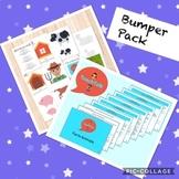 TeachTalk Farm Animals Bumper Pack-Activity Plans and Enha