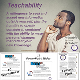 Teachability Lesson and PowerPoint