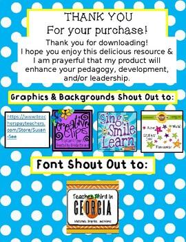 *EDITABLE* Teacher ADULTING Awards