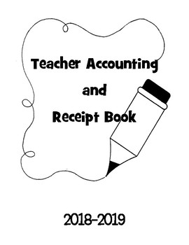 Teacher Accounting and Receipt Book