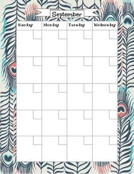 Teacher Agenda - Day Planner