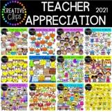 Teacher Appreciation Bundle 2021 ($50.00+ Value!!) {Creati