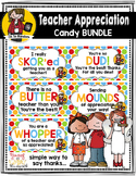 Teacher Appreciation | Candy BUNDLE