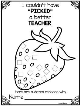 Teacher Appreciation Craftivity {Assistant Craft Class Activity}
