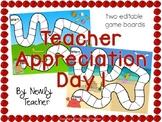 Teacher Appreciation Day 1