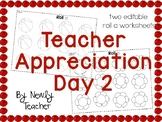 Teacher Appreciation Day 2