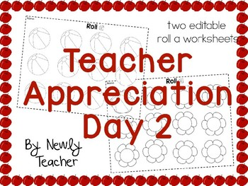 Teacher Appreciation Day 2