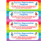 Teacher Appreciation Day Reward Coupons Principals