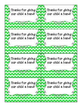 Teacher Appreciation / EOY Tags