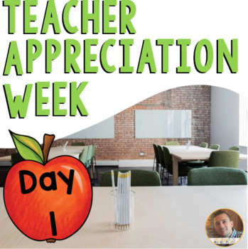 Teacher Appreciation FREEBIE #1